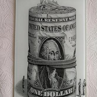 Всесильный доллар.