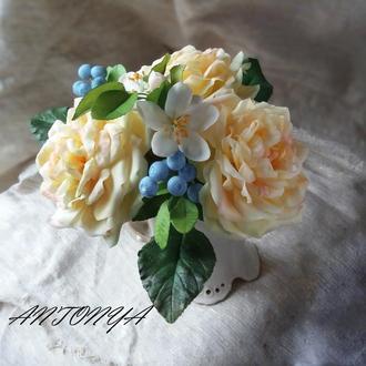 Старо-английские розы