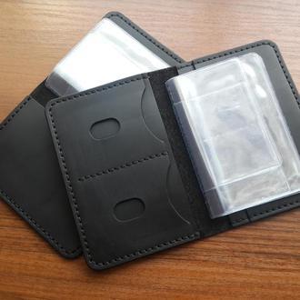 Обложка для документов/ Кошелек бумажник портмоне