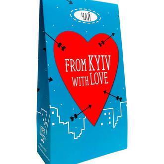 "Чай в коробке ""From Kyiv with Love"""