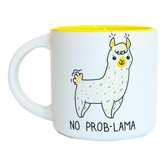 "Чашка ""No Prob-Lama"""