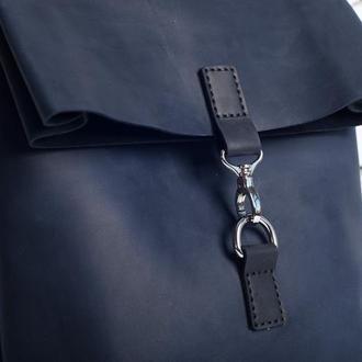 Женский рюкзак Adam синего цвета