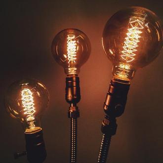 «Чужой цветок» - дизайнерский светильник