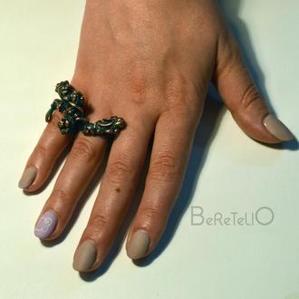 Двойное кольцо Медный Лес