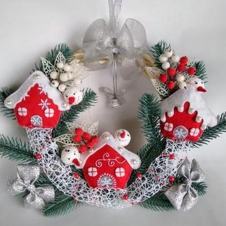 Різдвяний віночок