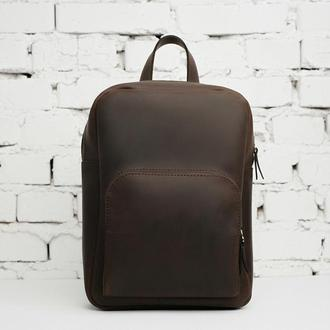 Мужской/женский рюкзак OGGIE коричневого цвета