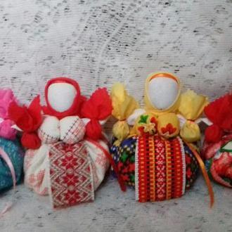 """Handmade. """"Травница"""" Кукла-мотанка, подарок-оберег в дом."""