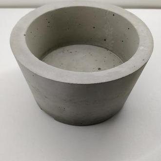 Продам кашпо из бетона