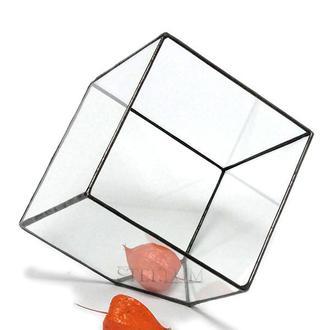 Флорариум №4 mini Cub