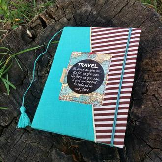 Мятный travelbook