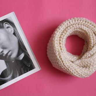 Зимний шарфик