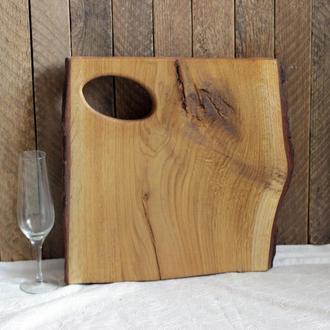 """Доска """"Вечер с вином"""""""