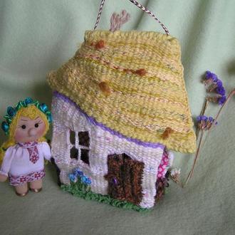 игрушка-домик (хатка)