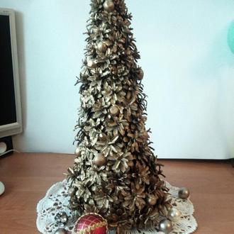 елка новогодняя, декор новогодний
