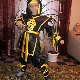 Ксрнавальный костюм Нинзя