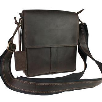 Именная мужская сумка ручной работы S серия