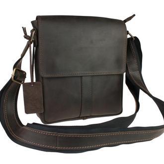 Именная мужская сумка M серия