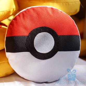 Игрушка из Покемон Гоу подушка покебол