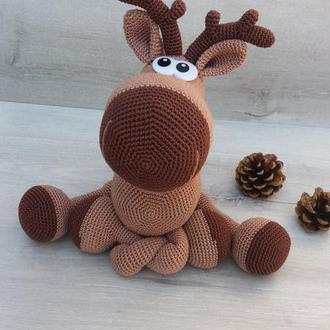 Різдвяний олень