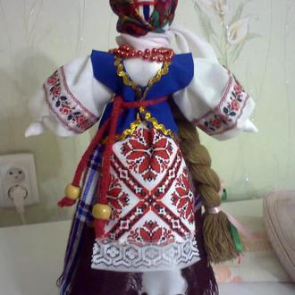 Куклы-мотанки обереги