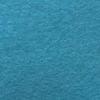 Фетр20*30см 1.3 мм темно-голубой
