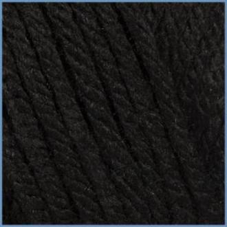 Пряжа для вязания Valencia Fiesta цвет-620 (BLACK)