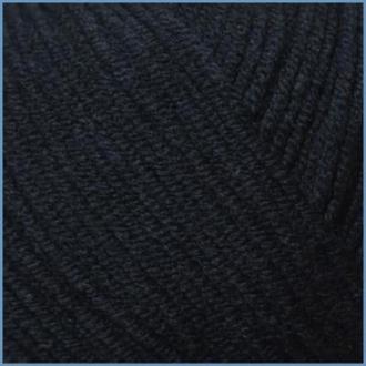 Пряжа для вязания Valencia Santana, 002  цвет, 50% хлопок, 50% высокообъемный акрил