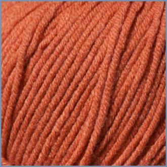Пряжа для вязания Valencia Santana, 341,  цвет, 50% хлопок, 50% высокообъемный акрил