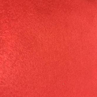 Фетр20*30см 1.3 мм, красный