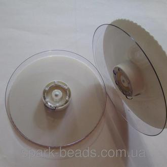 Катушка для мерных материалов: тесьмы, лент, нитей, шнуров (121/36/14)