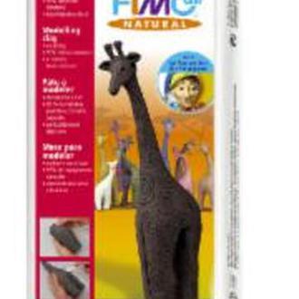 Полимерная глина FIMO Air natural, мокрый асфальт, 350г. 83/8150