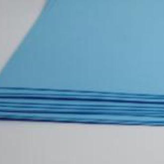 Фоамиран, 15*20см 1мм, голубой