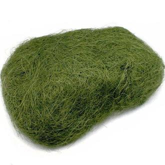 Сизаль,  цвет зеленый