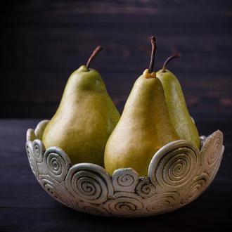 Оригинальная миска для фруктов, салатница, конфетница