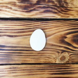 Деревянная заготовка «Яйцо» (55×75 мм)