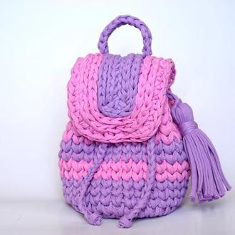Нежный романтичный рюкзачок