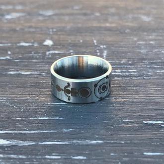 Кольцо Пятый элемент