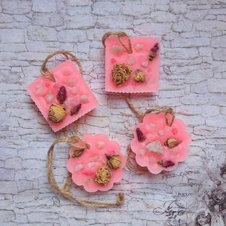 Флорентийское саше с ароматом Дамасской розы