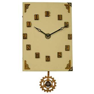 """Часы из книги """"Модерн-2"""""""