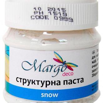 Паста структурная Rosa Talent 50мл Snow 005189