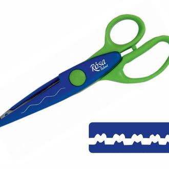 Ножницы фигурные Rosa Talent 16*6.5см №4 94076112