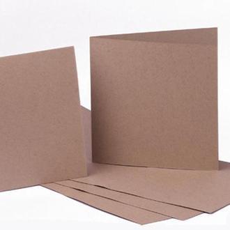 Набор заготовок для открыток 5шт 16,8*12см №12 светло Серый 220г/м Margo 94099057