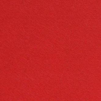 Фетр поделочный 21*30 Santi 10 листов. красный 740430