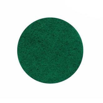 Фетр поделочный (полиэстер) 180г/м2 29,7*42см Rosa Talent мягкий Зеленый темный A3-053