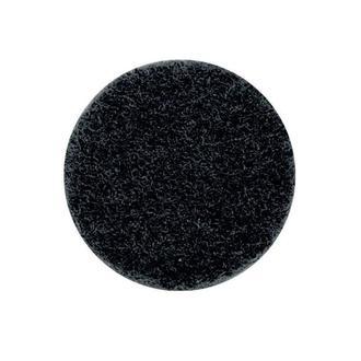 Фетр поделочный (полиэстер) 180г/м2 29,7*42см Rosa Talent мягкий Черный A3-060