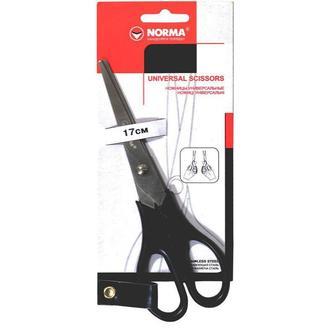 Ножницы канцелярские Norma 17см 4235