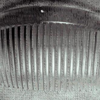 гребень основа для рукоделия полукруг