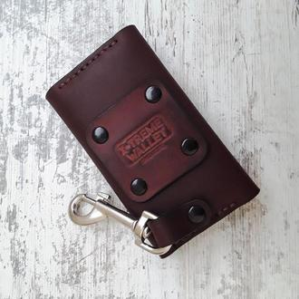 "Ключниця ""X-TREME WALLET"" Standard Brown."