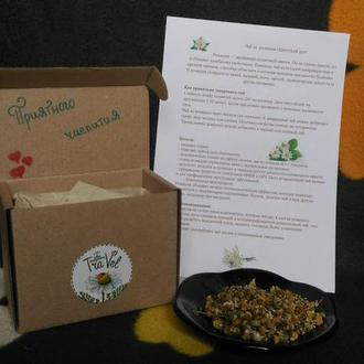 Чай из ромашки «Цветущий луг»