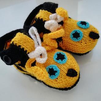 Пинетки-пчелки. Милота